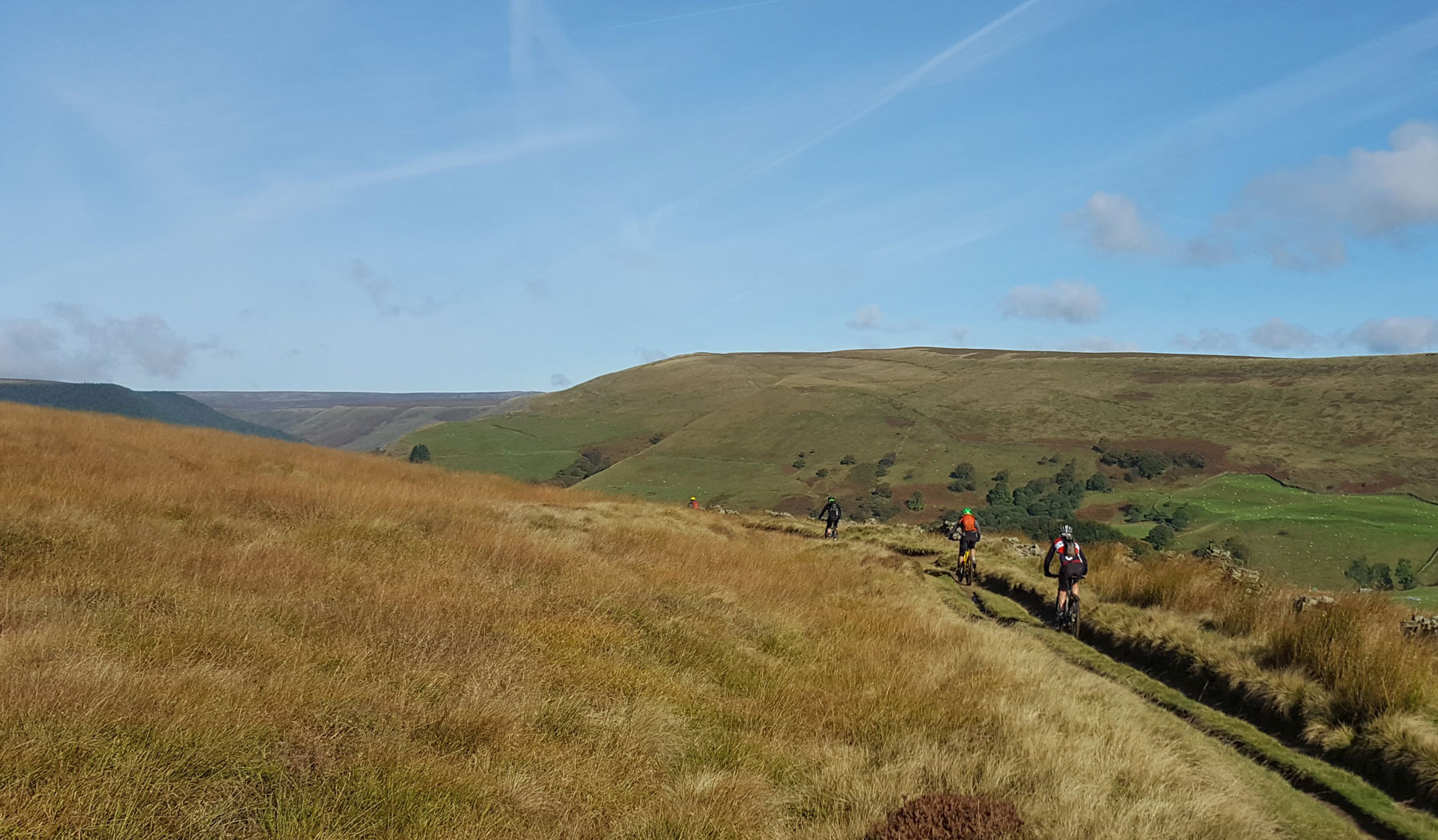 Brecon Beacons Mountain Biking Holidays